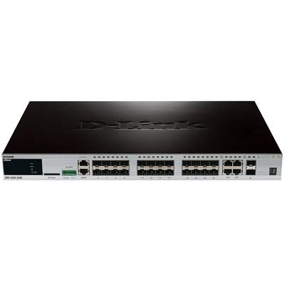 Коммутатор сетевой D-Link DGS-3420-26SC