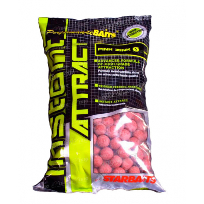 starbaits Instant attract Pink Zing 20мм 1кг 32.27.13