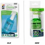 Универсальный чистящий набор ColorWay набір 2в1 мікрофібра і спрей Фото 2