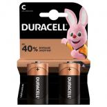 Батарейка Duracell C LR14 * 2 Фото