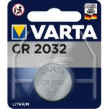 Батарейка Varta CR2032 Lithium Фото