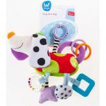 Игрушка на коляску Taf Toys Смышленый Песик Фото 1