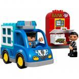 Конструктор LEGO Duplo Town Полицейский патруль Фото 1