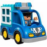 Конструктор LEGO Duplo Town Полицейский патруль Фото 2