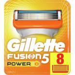 Сменные кассеты Gillette Fusion Power 8 шт Фото