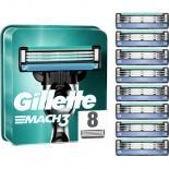 Сменные кассеты Gillette Mach 3 8 шт Фото