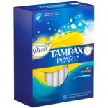 Тампоны Tampax Pearl Regular с апликатором 18 шт Фото