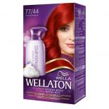 Краска-мусс для волос Wellaton стойкая 77/44 Красный Вулкан Фото