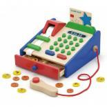 Развивающая игрушка Viga Toys Кассовый аппарат Фото