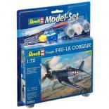 Сборная модель Revell Самолет Vought F4U-1D CORSAIR 1:72 Фото
