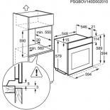 Духовой шкаф ELECTROLUX OPEA 7553 X Фото 2