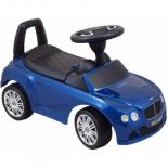 Чудомобиль Alexis-Babymix Z-326P Bentley Blue матовый Фото