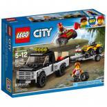 Конструктор LEGO City Гоночная команда Фото