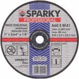 Диск SPARKY отрезной по нерж стали A 60 S, 180x2x22.2 Фото