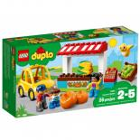 Конструктор LEGO Duplo Базар Фото