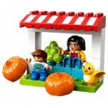 Конструктор LEGO Duplo Базар Фото 2