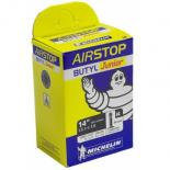 "Велосипедная камера Michelin I4 AIRSTOP, город 14""x1.75 - 16""x1.3/8 (37/47X288/ Фото"