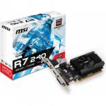 Видеокарта MSI Radeon R7 240 2048Mb Фото