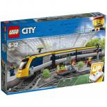 Конструктор LEGO Пасажирский поезд Фото