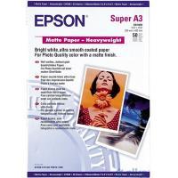 Папір Epson A3+ Matte Paper-Heavyweight Фото
