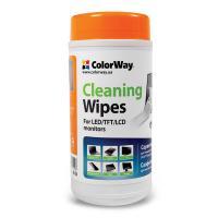Салфетки ColorWay для LCD/TFT tub-100pcs Фото