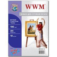 Папір WWM A4 Fine Art Фото