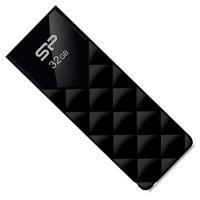 USB флеш накопичувач Silicon Power 32Gb Ultima U03 Black Фото