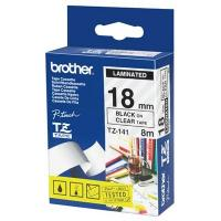 Лента для принтера этикеток Brother TZE141 Фото