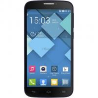 Мобильный телефон ALCATEL ONETOUCH 7041D (Pop C7) Bluish Black Фото