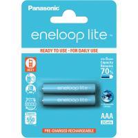 Аккумулятор Panasonic Eneloop Lite AAA 550mAh NI-MH * 2 Фото