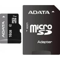 Карта памяти ADATA 16GB microSD class 10 UHS-I Фото