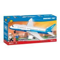 Конструктор Cobi Самолет Boeing 787 Dreamliner 600 деталей Фото