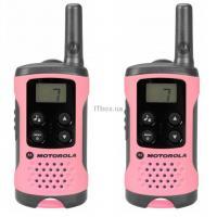 Портативная рация Motorola TLKR T41 Pink Фото