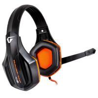 Наушники Gemix W-330 black-orange Фото