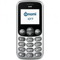 Мобильный телефон Nomi i177 Metal Grey Фото