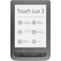 Электронная книга PocketBook 626 Touch Lux3, серый Фото