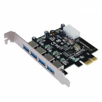 Контроллер ST-Lab PCIe to USB 3.0 Фото