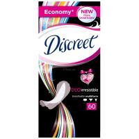Ежедневные прокладки Discreet Deo Irresistible Multiform 60 шт Фото