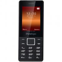 Мобильный телефон PRESTIGIO PFP1241 Muze A1 Duo Black Фото