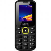 Мобильный телефон Nomi i184 Black-Yellow Фото