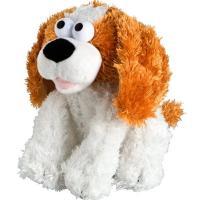 М'яка іграшка Chericole Собака, которая качается и смеется Фото