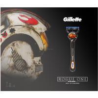 Набор для бритья Gillette Бритва Fusion ProShiel+3сменные кассеты+Гель Spor Фото