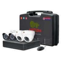 Комплект видеонаблюдения Partizan Mixed Kit 2MP 4xAHD Фото