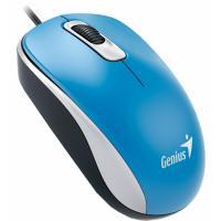 Мишка Genius DX-110 USB Blue Фото