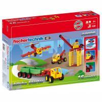 Конструктор Fischertechnik Junior Стартовый набор Фото
