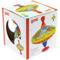 Развивающая игрушка Goki Юла Ферма Фото