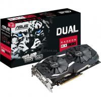 Видеокарта ASUS Radeon RX 580 8192Mb DUAL OC Фото