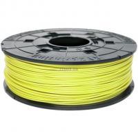 Пластик для 3D-принтера XYZprinting ABS 1.75мм/0.6кг Filament Cartridge, Neon Yellow Фото