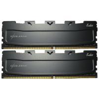 Модуль пам'яті для комп'ютера eXceleram DDR4 8GB (2x4GB) 2400 MHz Black Kudos Фото