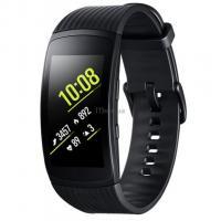 Фитнес браслет Samsung Gear Fit 2 Pro Black small Фото